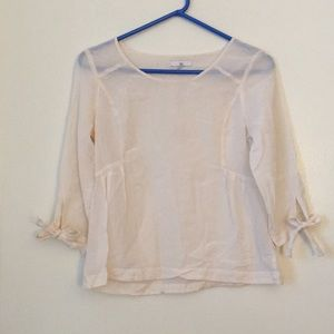 GAP Sheer Top